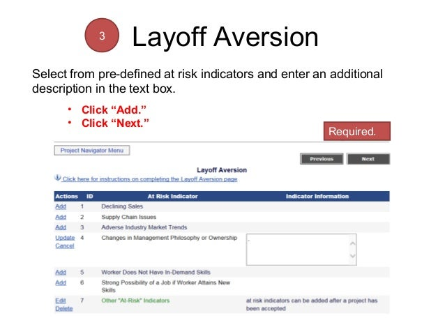 layoff tracking website