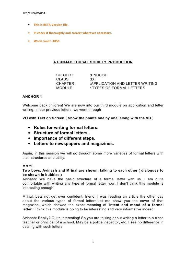 Visa Application - How to write a letter of Sponsorship for Visa Application