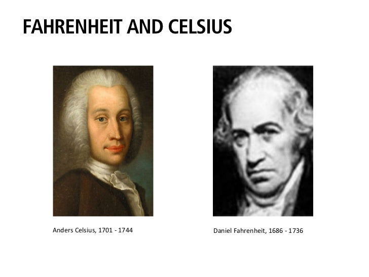 the life and invention of daniel fahrenheit