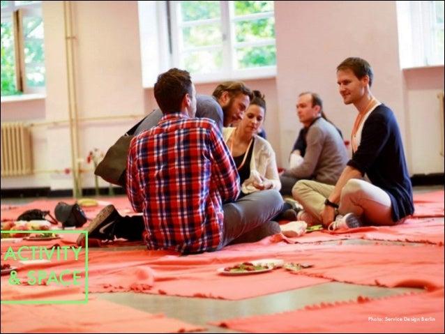 Photo: Service Design Berlin ACTIVITY & SPACE