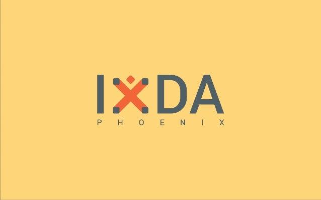 #IXDAPHX