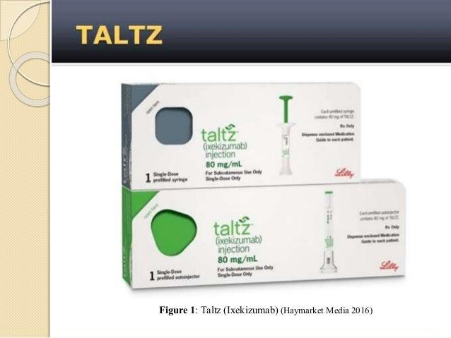 Ixekizumab (Taltz)