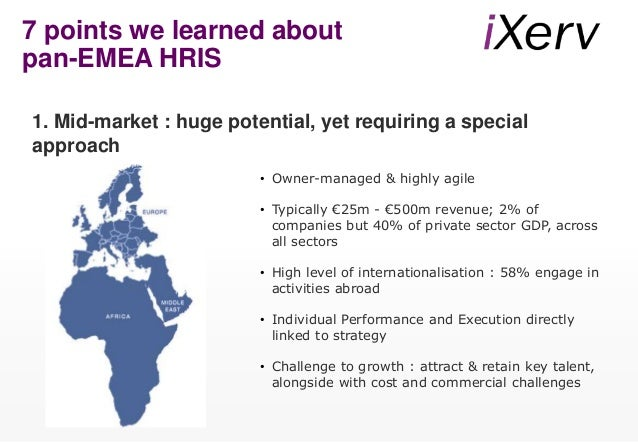 7 things you need to know about deploying Employee Central in EMEA Slide 3