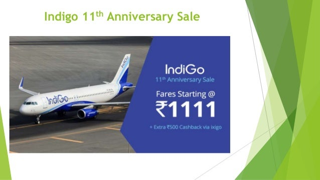 Get ixigo flights offers