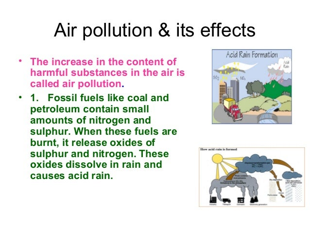 Smog 2 Burning of fossil fuels also release unburnt carbon particles which reduces visibility. During cold weather along w...