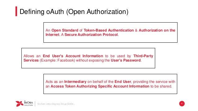 Office 365 Authentication Process (oAuth Service Integration) - iXora…