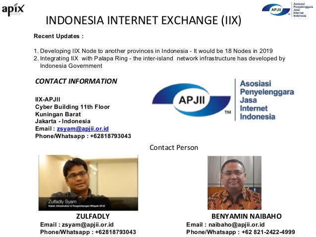 IXP introduction