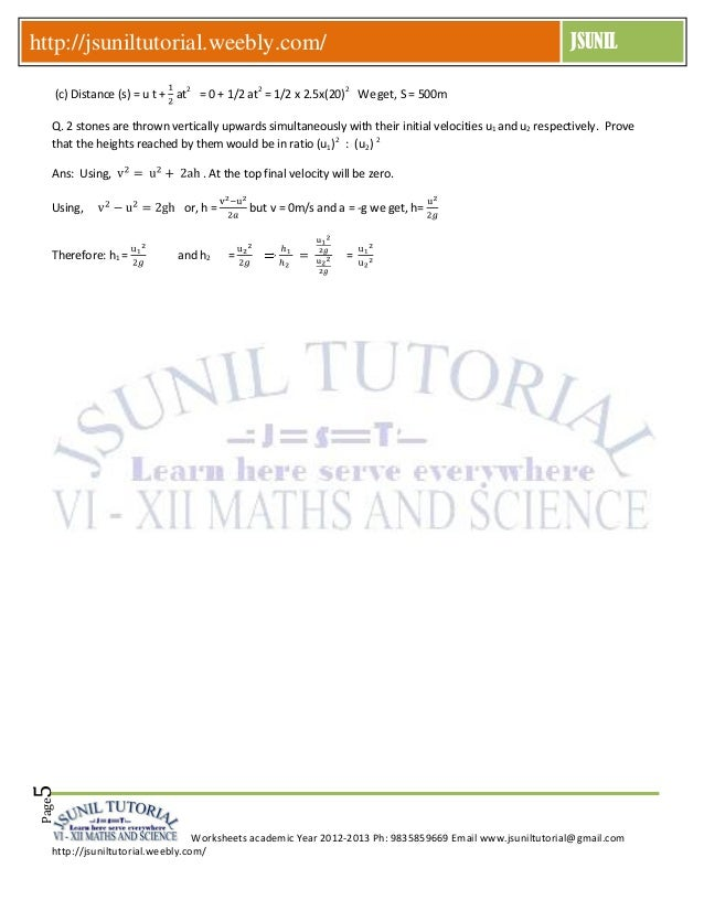 Ix physics motion_and_rest_solved_numerical