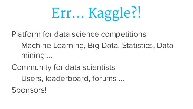 My First Attempt on Kaggle - Higgs Machine Learning Challenge: 755st …