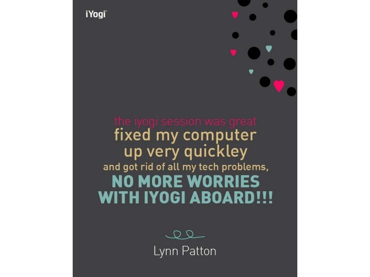 iYogi customer review