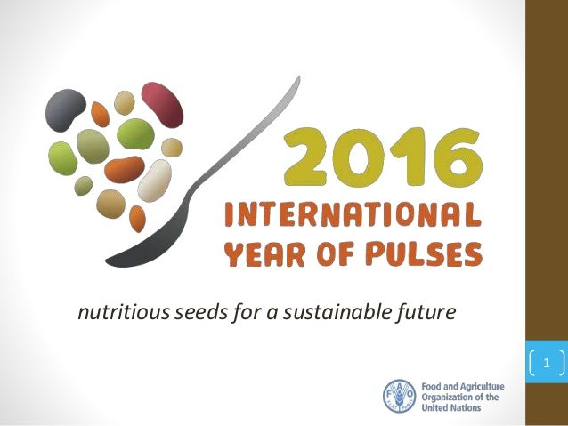 1 nutritious seeds for a sustainable future