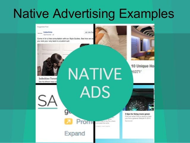 Image result for Native Advertisements