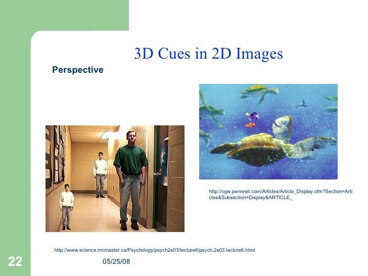 3D Cues in 2D Images http://cgw.pennnet.com/Articles/Article_Display.cfm?Section=Articles&Subsection=Display&ARTICLE_ http...