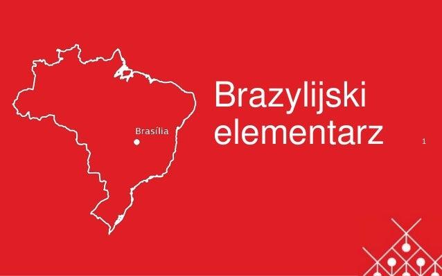 Brazylijski elementarz 1
