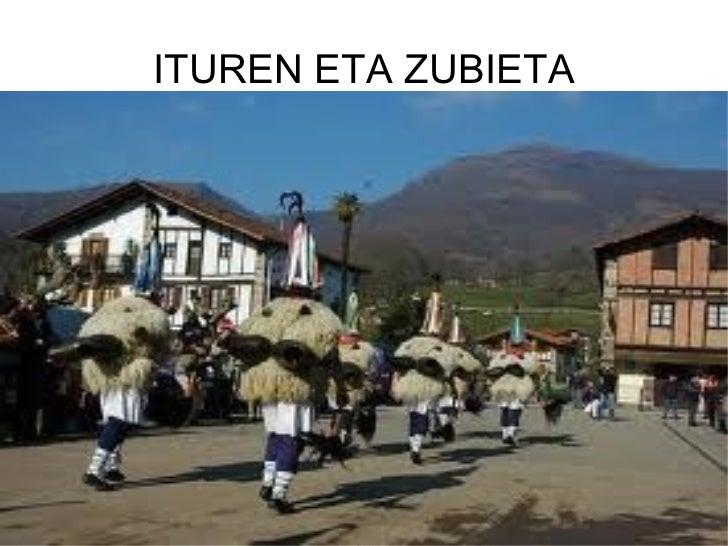 ITUREN ETA ZUBIETA