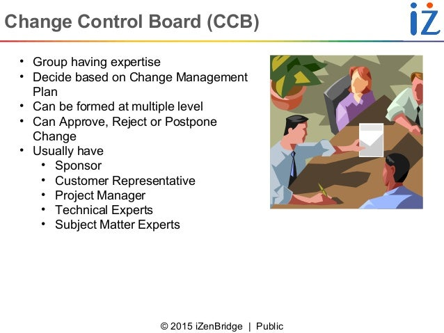 Webinar on Perform Integrated Change Control - PMP