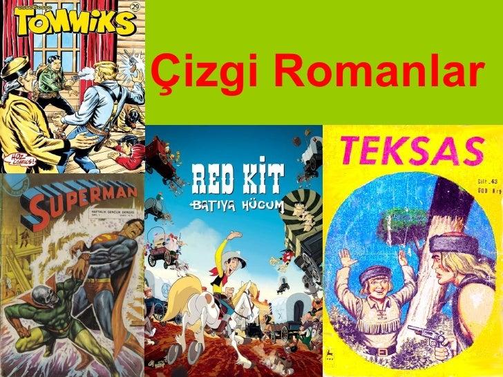 Çizgi Romanlar