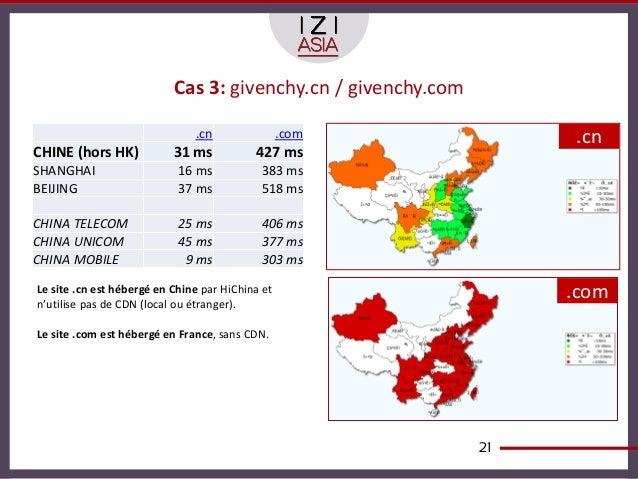 Cas 3: givenchy.cn / givenchy.com                               .cn                .com              .cnCHINE (hors HK)   ...