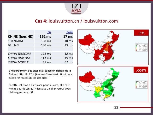 Cas 4: louisvuitton.cn / louisvuitton.com                                 .cn              .com             .cnCHINE (hors...