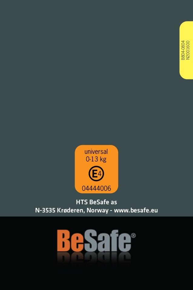 be safe deutsch