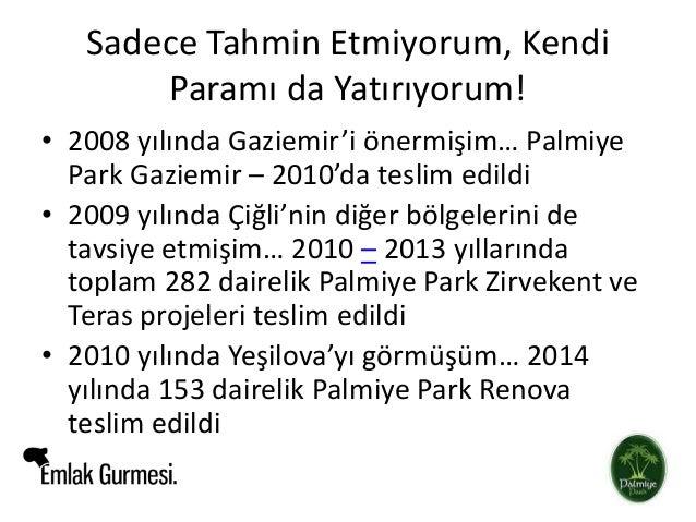 İzmir'de Nereye Yatırım Yapmak Lazım? Slide 3