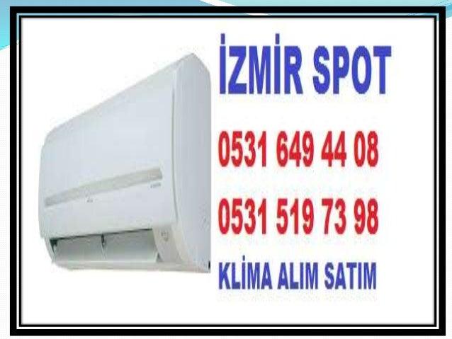 İzmir Bayraklı ikinci el klima alınır satılır, İzmir Bayraklı İkinci El duvar tipi klima Alanlar, Slide 2
