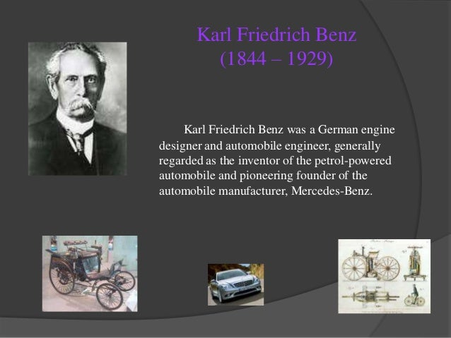 Izobreteniya i izobretateli inventions and inventors for Who invented the mercedes benz