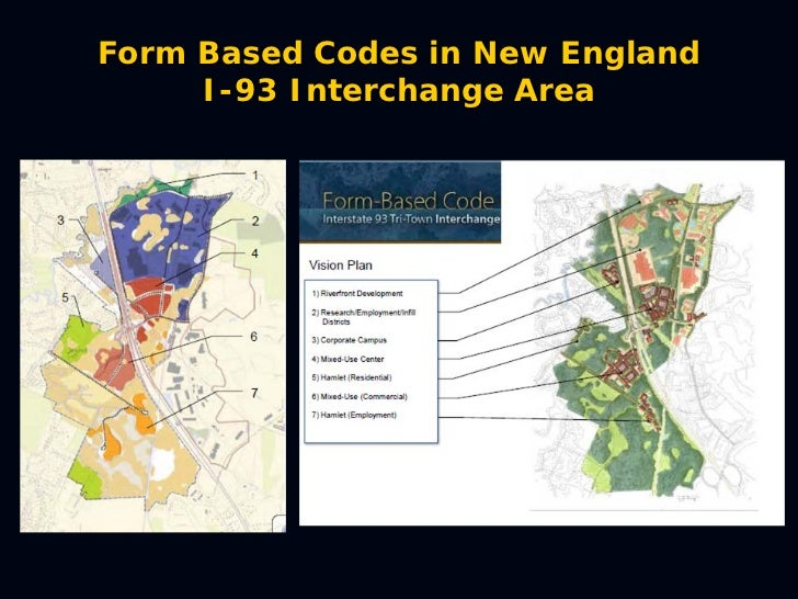 Innovative Zoning Strategies Workshop - Intro to form based codes - P…