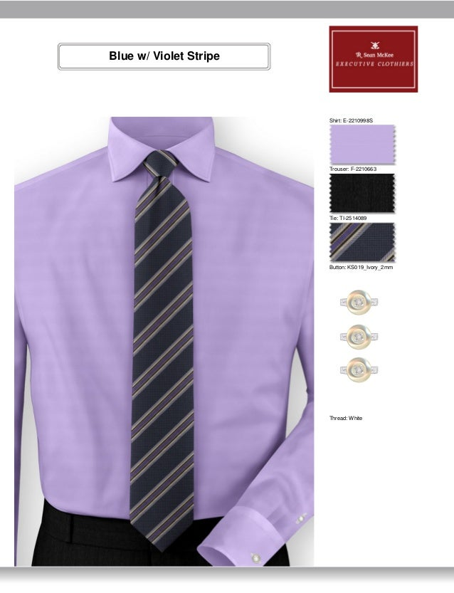 Izza ties for Ties that go with purple shirts