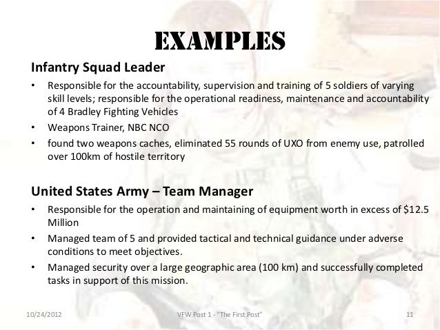 Military Profile Essay Questions - image 9