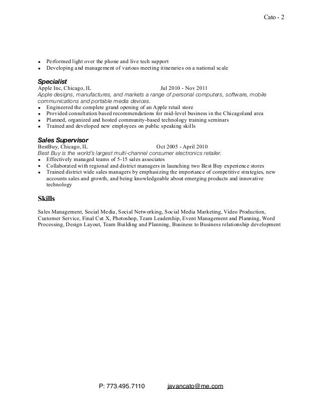 Apple retail application, questions, cover letter?