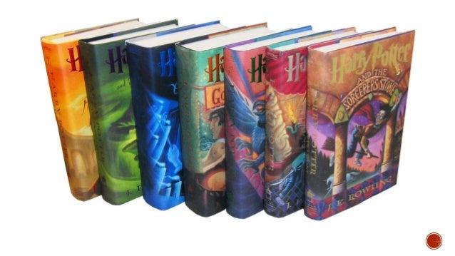 J K  Rowling Author Study