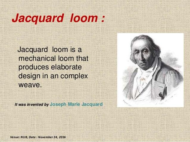 Jacquad shedding
