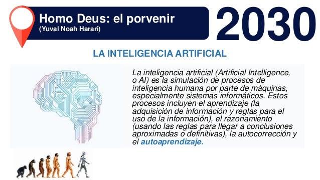 La inteligencia artificial (Artificial Intelligence, o AI) es la simulación de procesos de inteligencia humana por parte d...