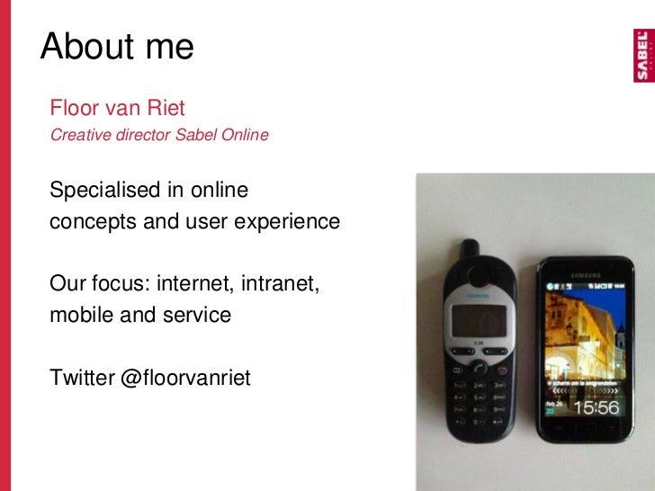 Mobile Internet - trends & possibilities Slide 2