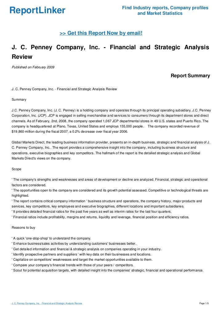 dupont analysis on jc penney and Dupont analysis on jc penney and nordstrom essays: over 180,000 dupont analysis on jc penney and nordstrom essays, dupont analysis on jc penney and nordstrom term papers, dupont analysis on jc penney and nordstrom research paper, book reports 184 990 essays, term and research papers available for unlimited access.