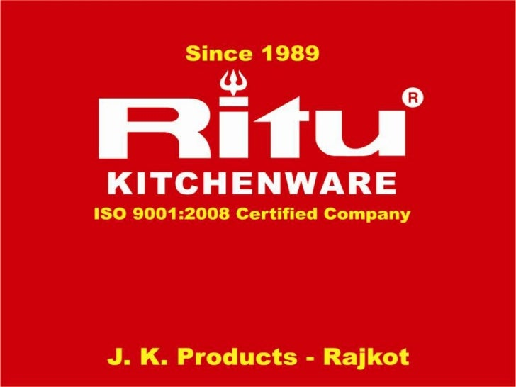 Kitchen Equipment by J. K. Products Rajkot