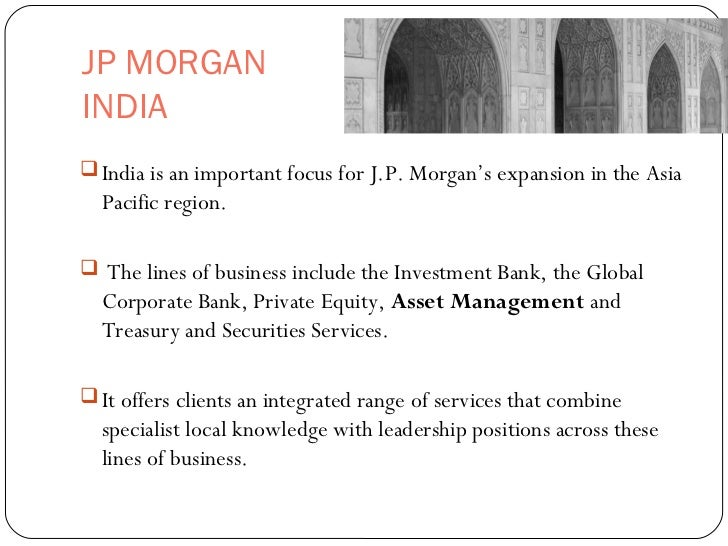 essay hanachi jp morgan Jp morgan essay - jp morgan john pierpont morgan is considered one of the founding fathers of the modern united states economy he was an industrial genius that is.