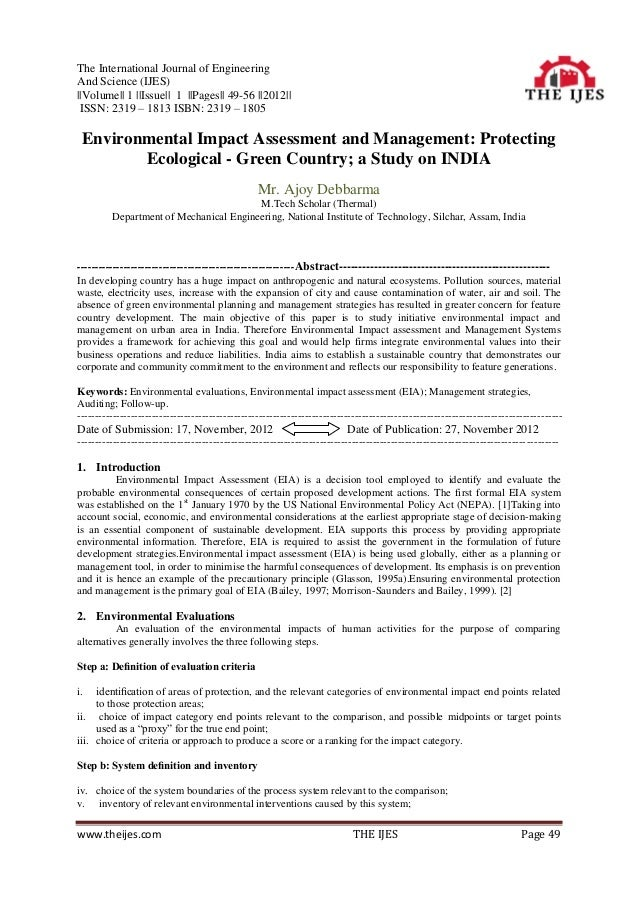 The International Journal of EngineeringAnd Science (IJES)||Volume|| 1 ||Issue|| 1 ||Pages|| 49-56 ||2012|| ISSN: 2319 – 1...