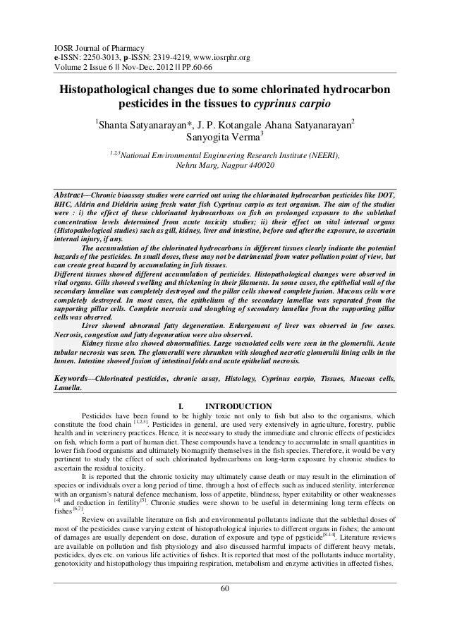 IOSR Journal of Pharmacye-ISSN: 2250-3013, p-ISSN: 2319-4219, www.iosrphr.orgVolume 2 Issue 6 ‖‖ Nov-Dec. 2012 ‖‖ PP.60-66...