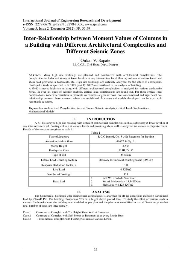 International Journal of Engineering Research and Developmente-ISSN: 2278-067X, p-ISSN : 2278-800X, www.ijerd.comVolume 5,...