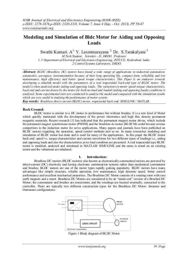 IOSR Journal of Electrical and Electronics Engineering (IOSR-JEEE) e-ISSN: 2278-1676,p-ISSN: 2320-3331,Volume 7, Issue 4 (...