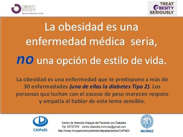 Obesidad y diabetes: actualidades en la terapia médico nutricional