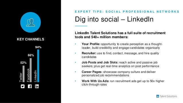 The Secrets of How LinkedIn Finds the Best Talent