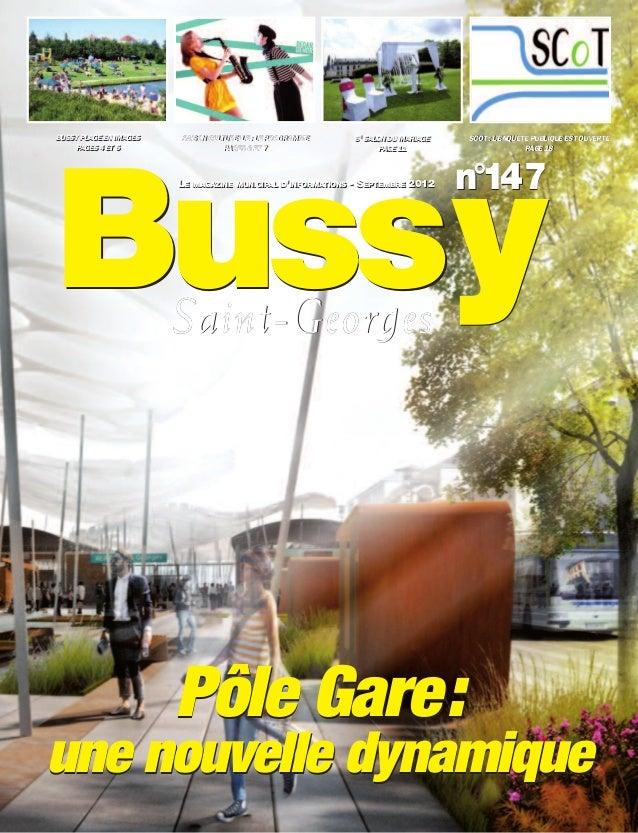 BUSSY PLAGE EN IMAGES   SAISON CULTURELLE : LE PROGRAMME    5E SALON DU MARIAGE                                           ...