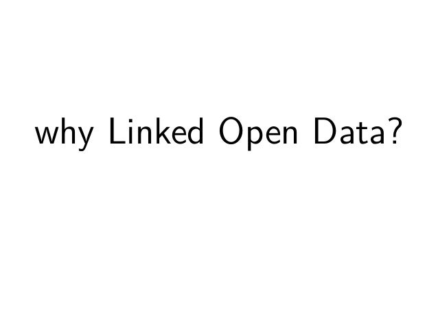 Disadvantages  ▶ some data is more difficult to express in RDF  (e.g. hierarchies and order)  ▶ data modeling is complicat...