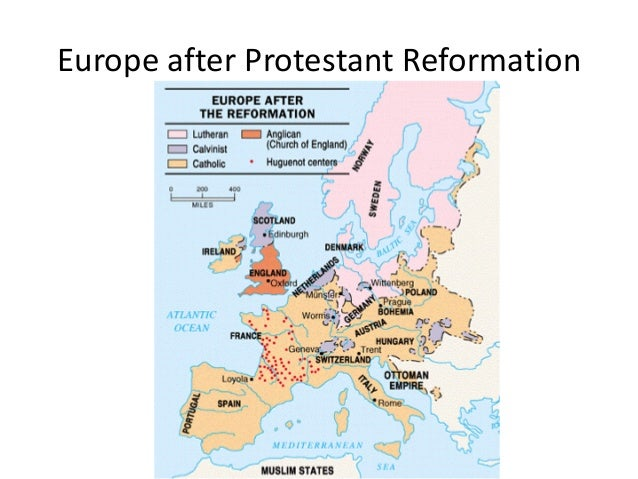changes continuities in europe This summary presents an outline of the protestant reformation of  in europe—even if the poor  sweeping changes on everything from.