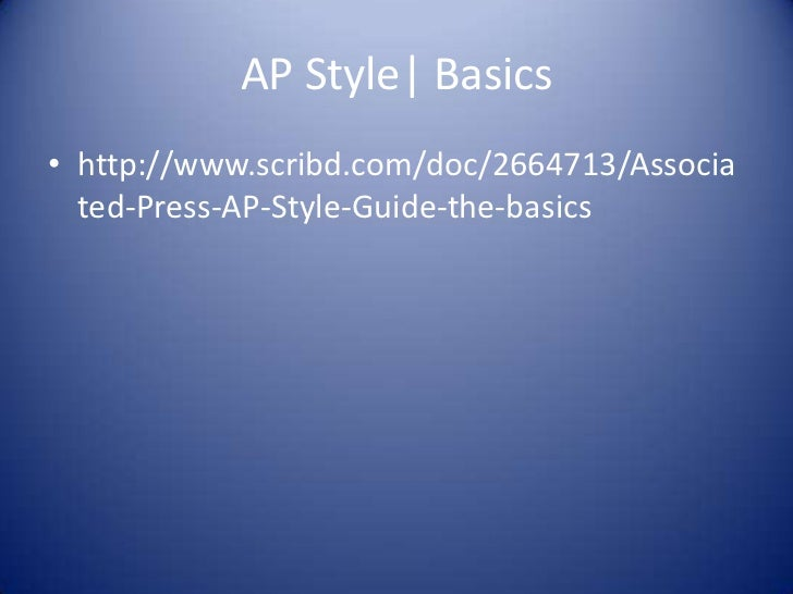 quotes ap style Ap style archives - helium network • no double quotations in headlines for quotes some writers get very confused when they read about ap style format.