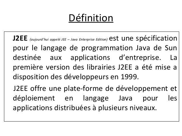 J2 ee Slide 2