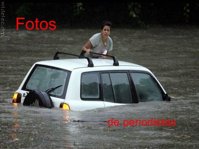 Fotos        de periodistas